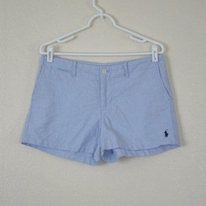 Ralph Lauren 100% Cotton Shorts, 6